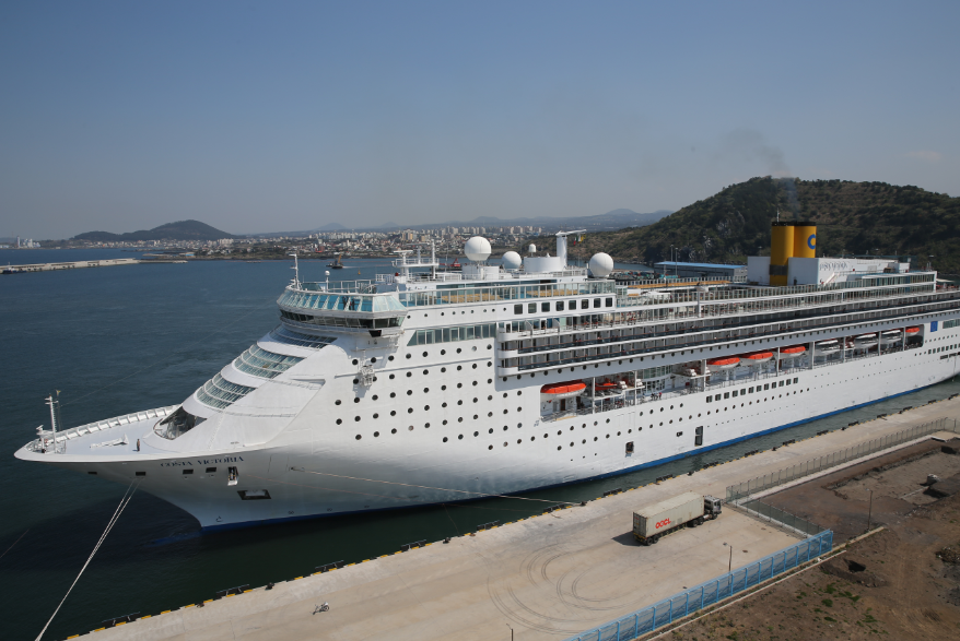 Blueprint for Northeast Asia cruise hub - JEJU WEEKLY