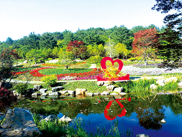 More than mere botanics at Sanghyowon - JEJU WEEKLY