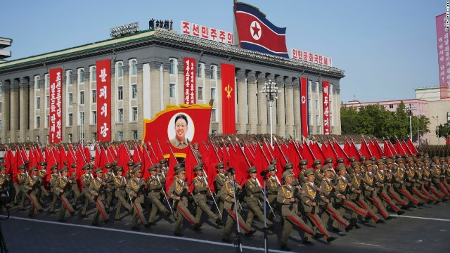 Narrative control and North Korea