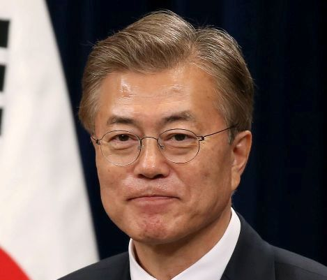 President Moon Jae-in signals possible major shift in policy