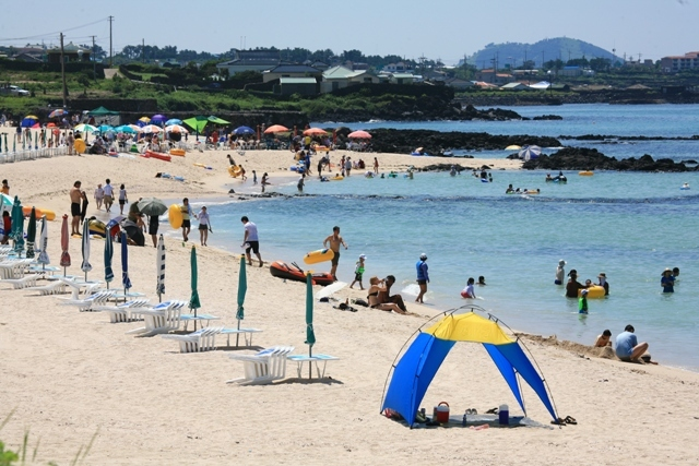 Jeju beach guide for 2017