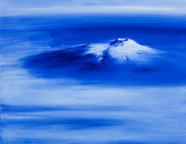 Exhibition review: Chae Ki-seon's 'Landscapes of the Heart - Mt. Hallasan and Sunrise Peak'