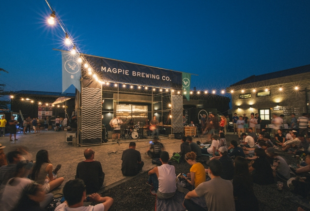 It's been over a year since the Magpie Brewery opened on