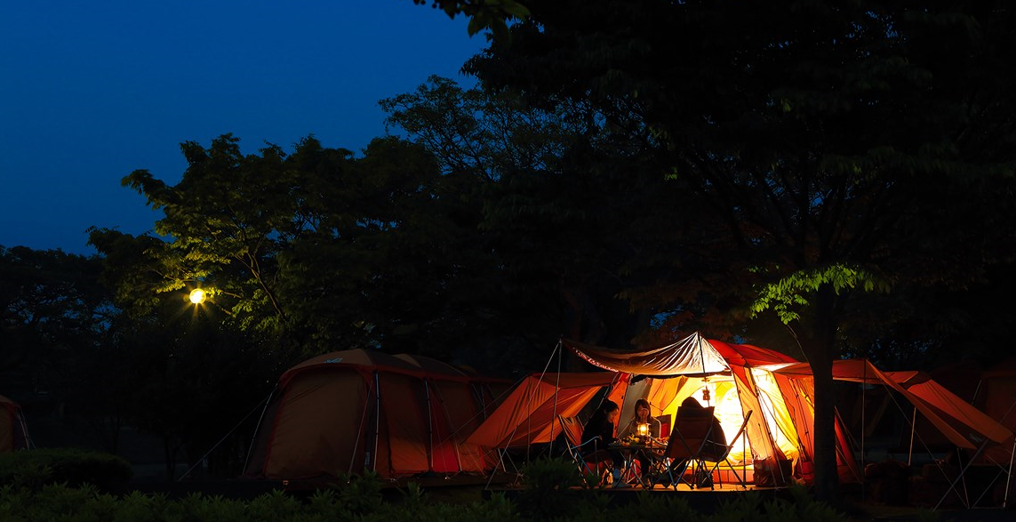 Romantic Camping Ideas For Autumn In Jeju