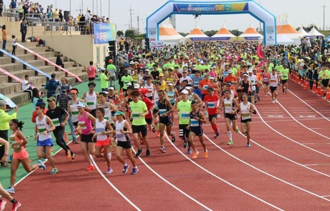 A Global Marathon Festival Starts on Sun, May 26 at Gujwa Life Sports Park