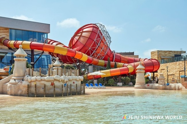 Jeju Shinhwa World Opens Indoor Pool at Shinhwa Water Park on May 29
