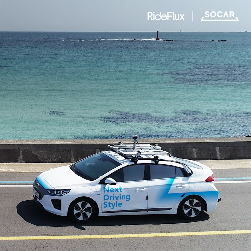 Socar-RideFlux to Launch Paid Autonomous Driving Service in the First Half 2021